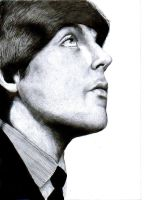 Paul McCartney...again by oskiffer