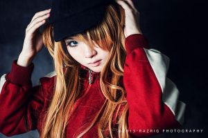 Asuka Langley Shikinami by Bakasteam