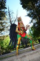 Hawkgirl Injustice Regime version by Tify-Diamond