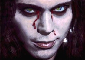 Ville Valo Crying Blood by xxxvalvasxxx