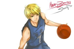 kise by chocobikies