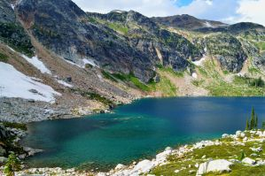 another lake by BCMountainClimber