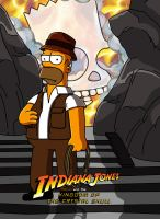 Indiana Jones by HomerS85