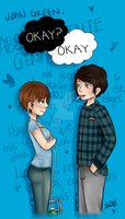 Bajo la misma estrella / The Fault in Our Stars by 27Leslie