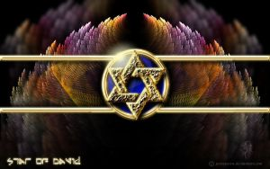 Star Of David by PeterPawn