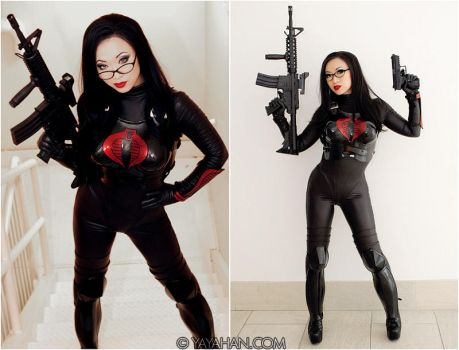 Locked and Loaded by yayacosplay
