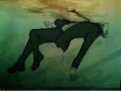 The Intuition of Mortality by Konoe