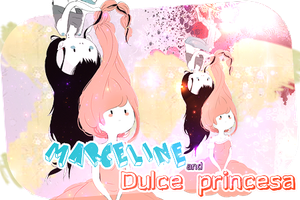 marceline and dulce princesa by itii8