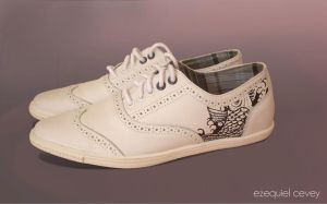 Shoes - koi by surfender