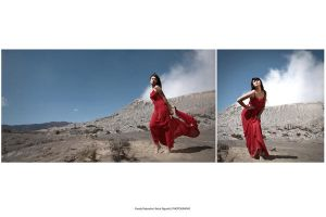 devi in bromo by pandurajendra
