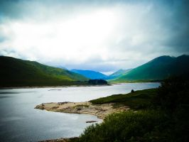Scotland Landscape 1 by Yachman