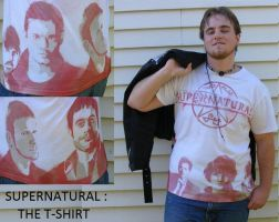 Supernatural The T-Shirt 3 by rae-maxwell