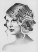 Taylor Swift 1 by Hong-Yu
