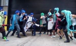 Acen 2013 Vocaloid Photoshoot-12 by dreamlife109
