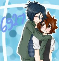 6927 - Happy Birthday Tsuna by AmyFawkes