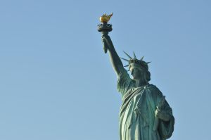 Liberty Enlightening The World by Tigerzclaws