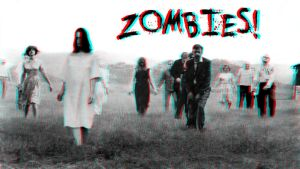 Zombies! 3-D conversion by MVRamsey