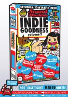 Indie Goodness Volume 2 by nimbusnymbus