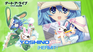 Yoshino Wallpaper (Date A Live) by HikaruXKotori