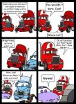 Meet the Truckers, part two by Nevuela