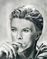 Bowie by Kayiae