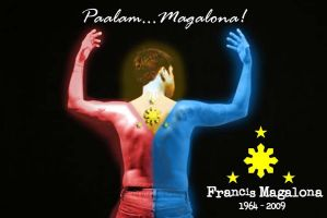 A tribute to Francis Magalona by DaRkLouSDaeDuLoM