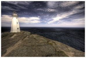 The most Eastern Lighthouse by AmirNasher