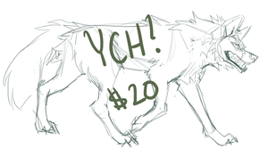 Wolf YCH - OPEN by DoctorCritical