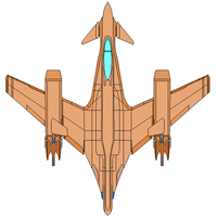 F-1 Quetzal II All Environment Combat Superiority by wbyrd