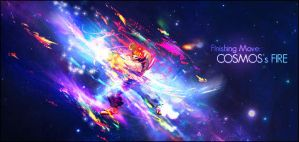 COSMOS's FIRE by BiGds