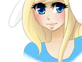 Fionna the Human by KoalaWarrior