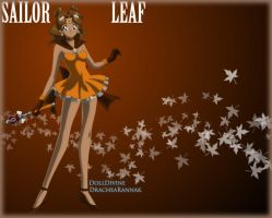 76. Sailor Leaf by Erozja