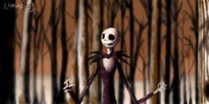Jack Skellington by Nomadling
