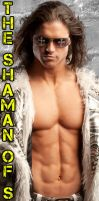 John Morrison Bookmark by kydragon