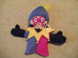 Clopin puppet by TwilightKeyblade928