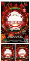 Christmas Party Flyer by Mariux10