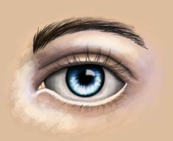More eye practice by chocoblock