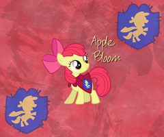 Apple Bloom Android 960x800 BG by TecknoJock