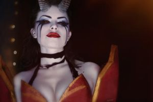 Dota 2 - Queen of pain by MilliganVick