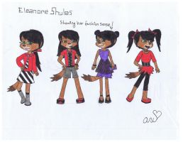Request - Eleanore Shules by AnnaTheWonderGirl01