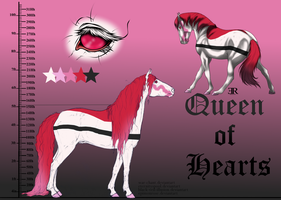 QUEEN of HEARTS by outbackgang