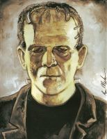 Frankenstein by DoctorPretorius