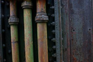 Old Pipes by bkueppers