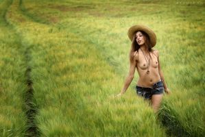 Nature Walk by artofdan70