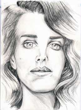 Lana Del Rey by Take-Over-World