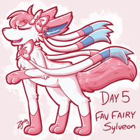 Pokeddexy . Day Five by Hawkein