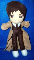 Another Doctor Who Plushie by TashaAkaTachi