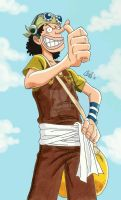 Usopp by airforlife2011
