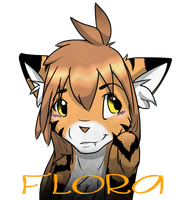 Flora (Twokinds Fanart) by CrystalRaven98