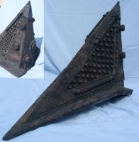 Pyramid Head - helmet by Corroder666